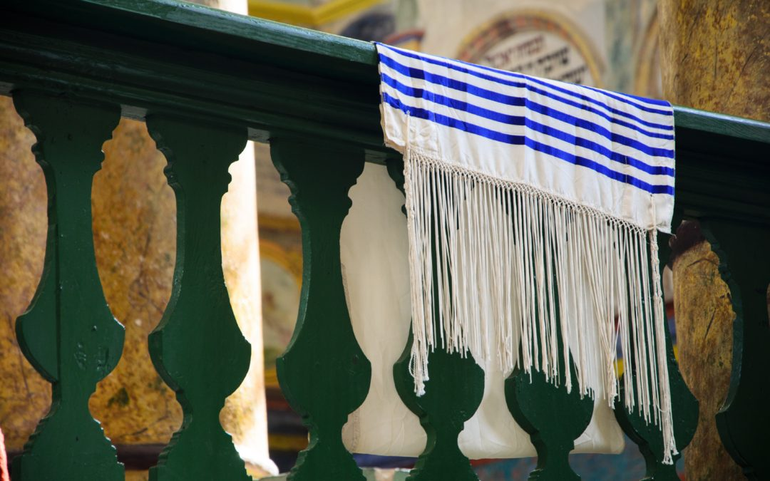 The Tallit & the Resurrection